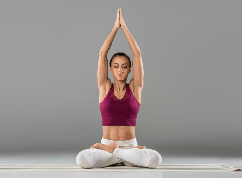9 Yoga Poses For Better Sleep🌙