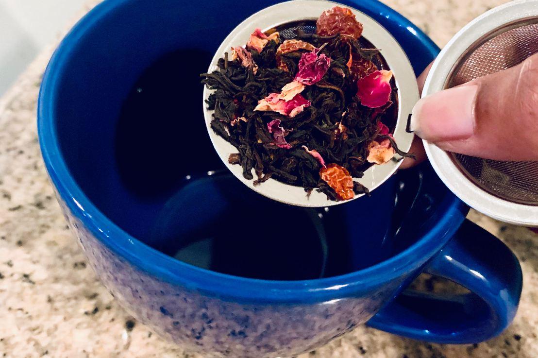 A Perfect Rose Loose Leaf TeaBlend